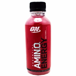 OPTIMUM NUTRITION AMINO ENERGY RTD – FRUIT PUNCH