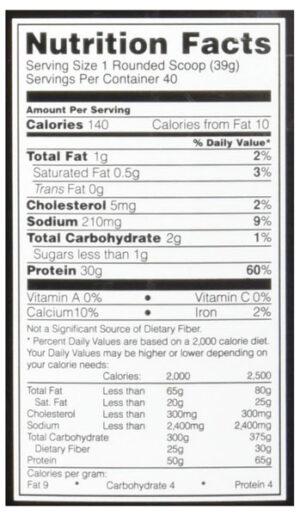 OPTIMUM NUTRITION PLATINUM HYDROWHEY – TURBO CHOCOLATE 1.75 LBS