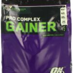 OPTIMUM NUTRITION PRO COMPLEX GAINER – BANANA CREAM PIE 10 LBS