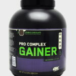 OPTIMUM NUTRITION PRO COMPLEX GAINER – DOUBLE CHOCOLATE 5 LBS