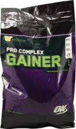 OPTIMUM NUTRITION PRO COMPLEX GAINER – VANILLA CUSTARD 10 LBS