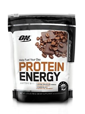 OPTIMUM NUTRITION PROTEIN ENERGY – MOCHA CAPPUCCINO