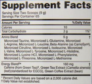 OPTIMUM NUTRITION ESSENTIAL AMINO ENERGY – WATERMELON 65 SERVINGS