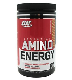 OPTIMUM NUTRITION ESSENTIAL AMINO ENERGY – STRAWBERRY LIME 30 EA