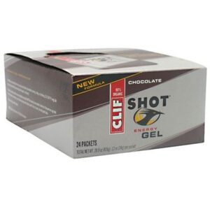 CLIF BAR SHOT ENERGY GEL – CHOCOLATE