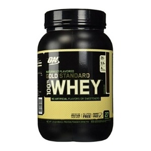 GOLD STANDARD NATURAL 100% WHEY – CHOCOLATE 2 LBS