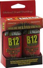 MAX ENERGY B12-Caffeine Free