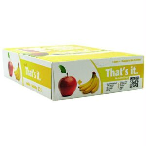THAT'S IT BAR – APPLE   BANANA