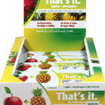 THAT'S IT BAR – APPLE   PINEAPPLE