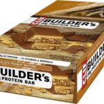 CLIF BAR BUILDER'S – COCOA DIPPED DOUBLE DECKER CRISP BAR