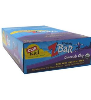 CLIF BAR KID ORGANIC ZBAR – CHOCOLATE CHIP