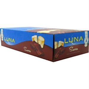 LUNA – THE WHOLE NUTRITION BAR FOR WOMEN