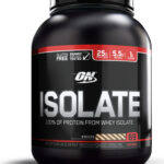 OPTIMUM NUTRITION ISOLATE – S'MORES 5 LBS