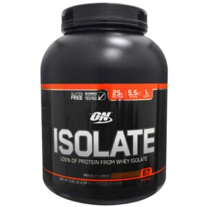 ON ISOLATE