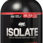 OPTIMUM NUTRITION ON ISOLATE – SNICKERDOODLE COOKIE 3 LBS