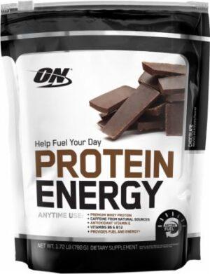 OPTIMUM NUTRITION PROTEIN ENERGY – CHOCOLATE