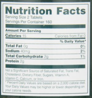 OPTIMUM NUTRITION SUPERIOR AMINO 2222 – 300 TABS