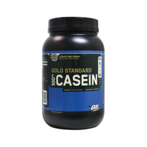 OPTIMUM NUTRITION GOLD STANDARD 100% CASEIN – COOKIES N CREAM
