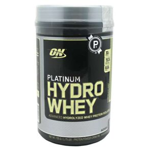 OPTIMUM NUTRITION PLATINUM HYDRO WHEY – CHOCOLATE MINT 19 SERVINGS