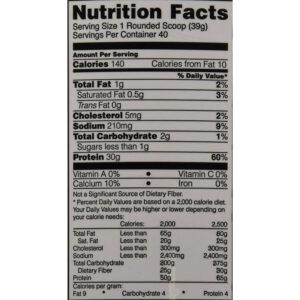OPTIMUM NUTRITION PLATINUM HYDROWHEY – 3.5 LBS