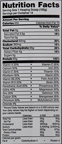 OPTIMUM NUTRITION PRO COMPLEX GAINER – BANANA CREAM PIE 5 LBS