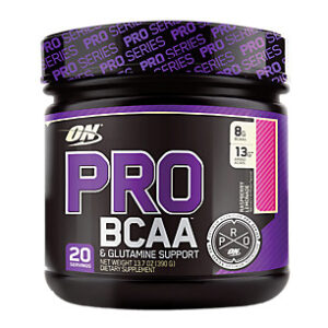 OPTIMUM NUTRITION PRO SERIES PRO BCAA – RASPBERRY LEMONADE